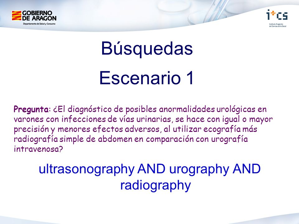 ultrasonography AND urography AND radiography