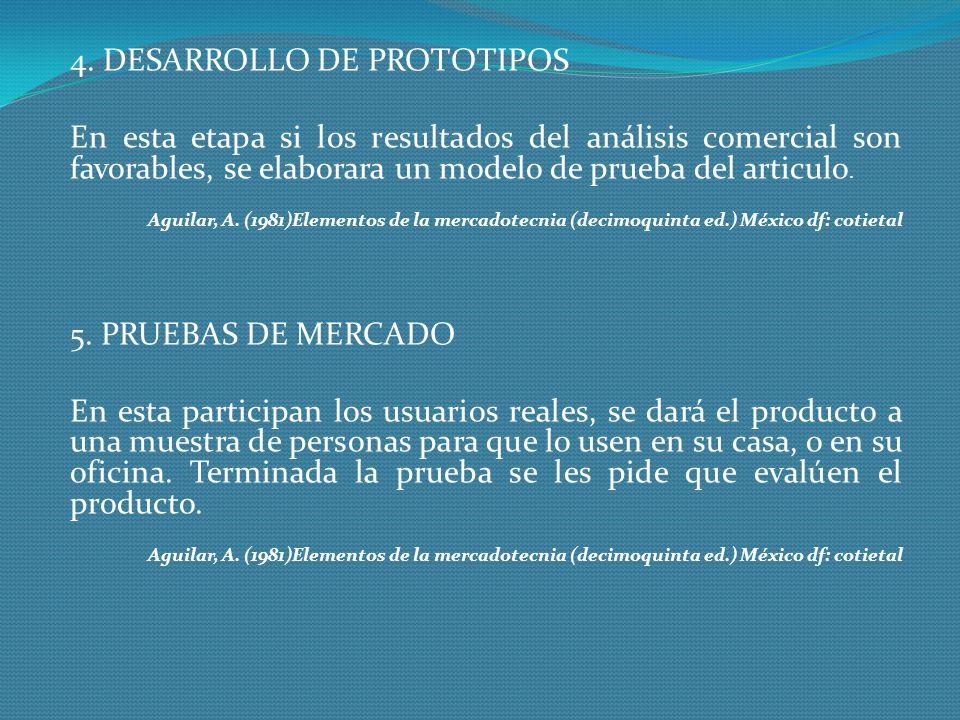 4. DESARROLLO DE PROTOTIPOS