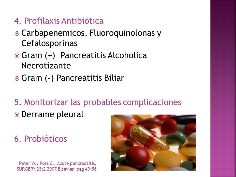 4. Profilaxis Antibiótica