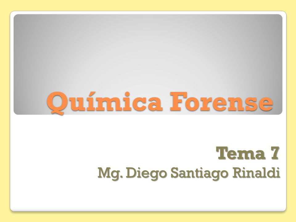 Tema 7 Mg. Diego Santiago Rinaldi