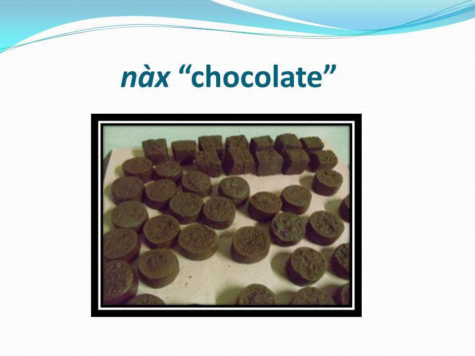 nàx chocolate