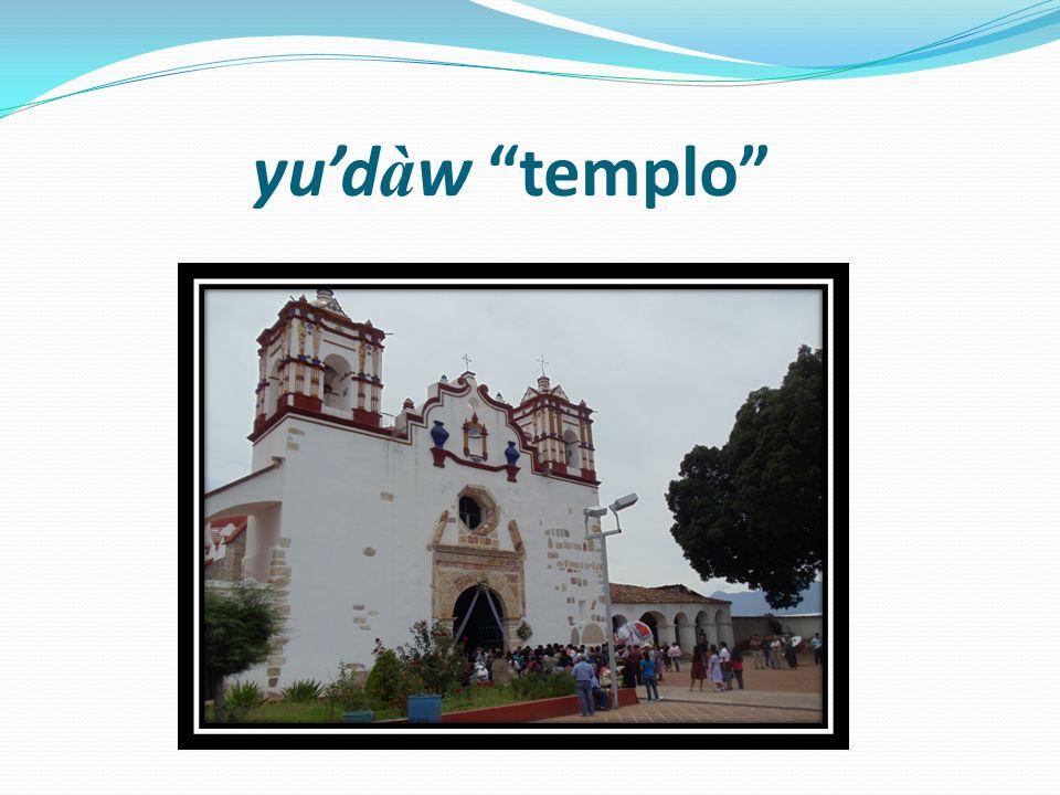 yu'dàw templo
