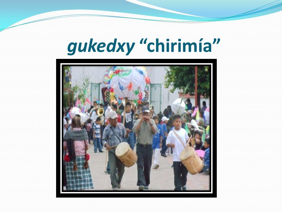 gukedxy chirimía