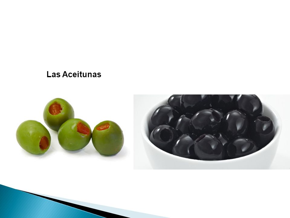 Las Aceitunas