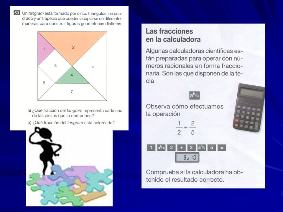 Cómo entienden algunos el uso de la calculadora: comprobación manual de los cálculos!!