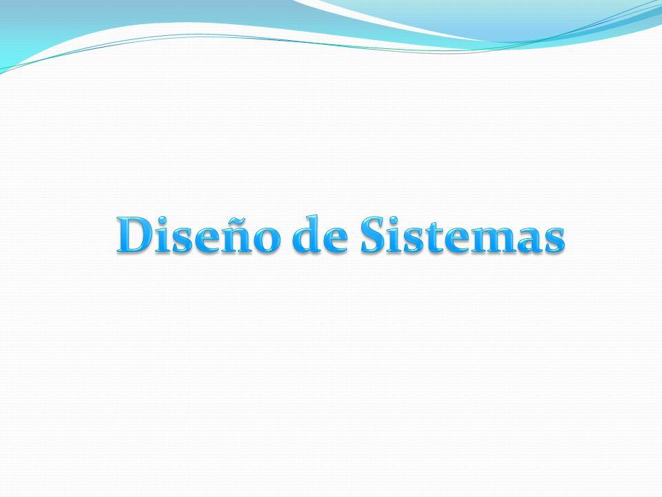 Diseño de Sistemas