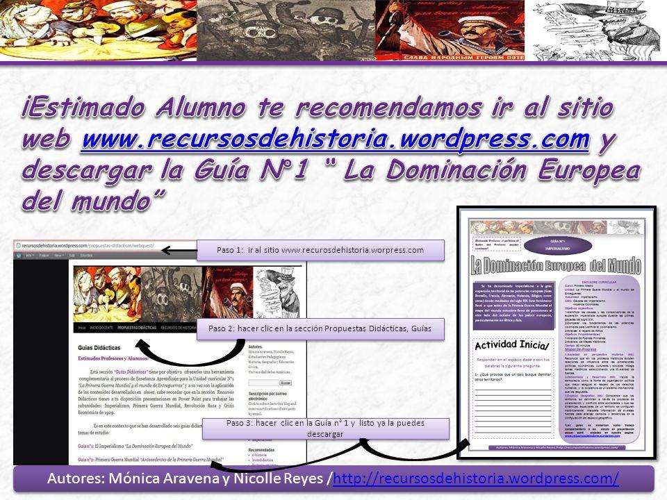 ¡Estimado Alumno te recomendamos ir al sitio web www