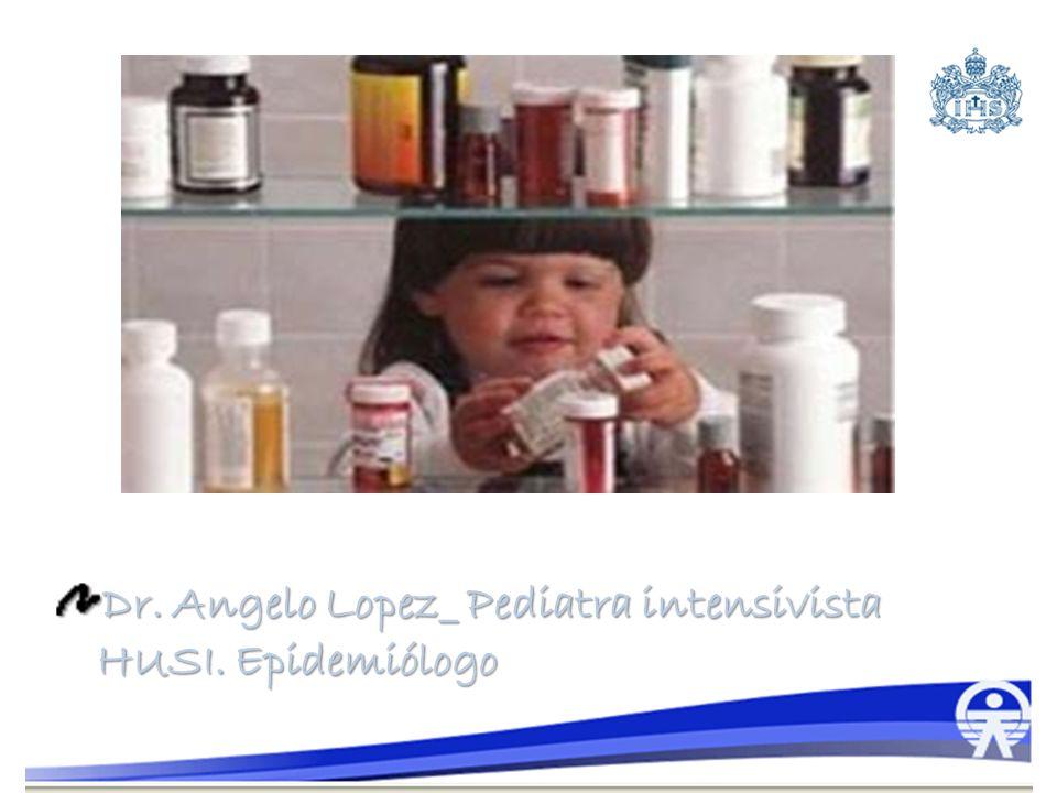 Dr. Angelo Lopez_ Pediatra intensivista HUSI. Epidemiólogo
