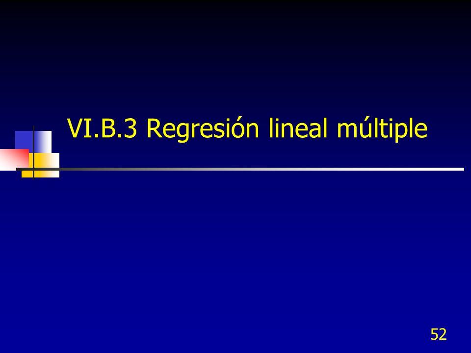 VI.B.3 Regresión lineal múltiple
