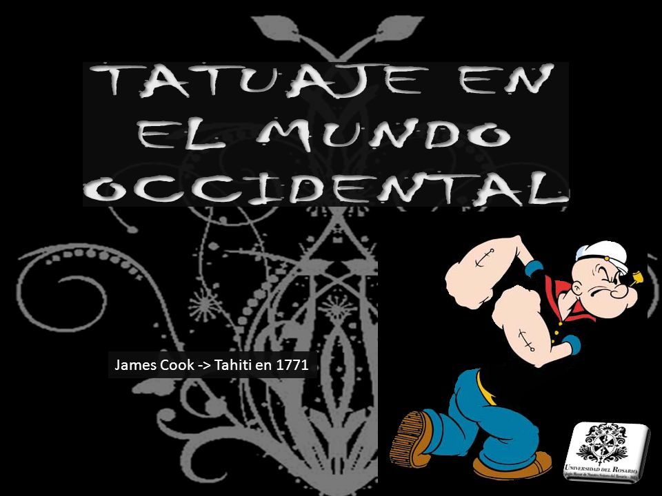 TATUAJE EN EL MUNDO OCCIDENTAL