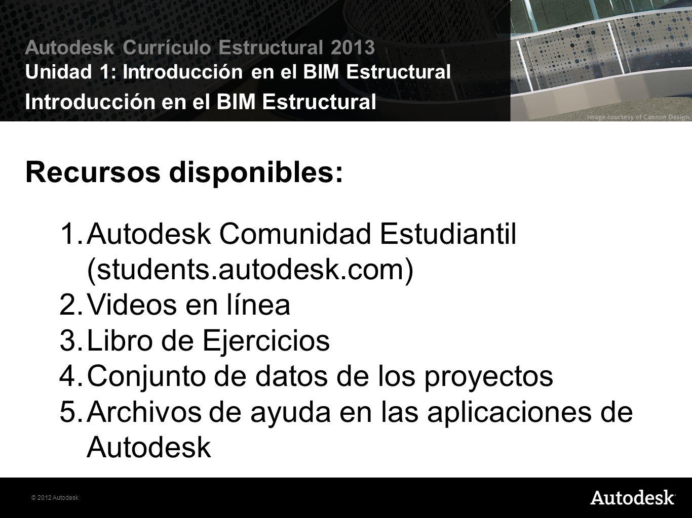 Introducción en el BIM Estructural