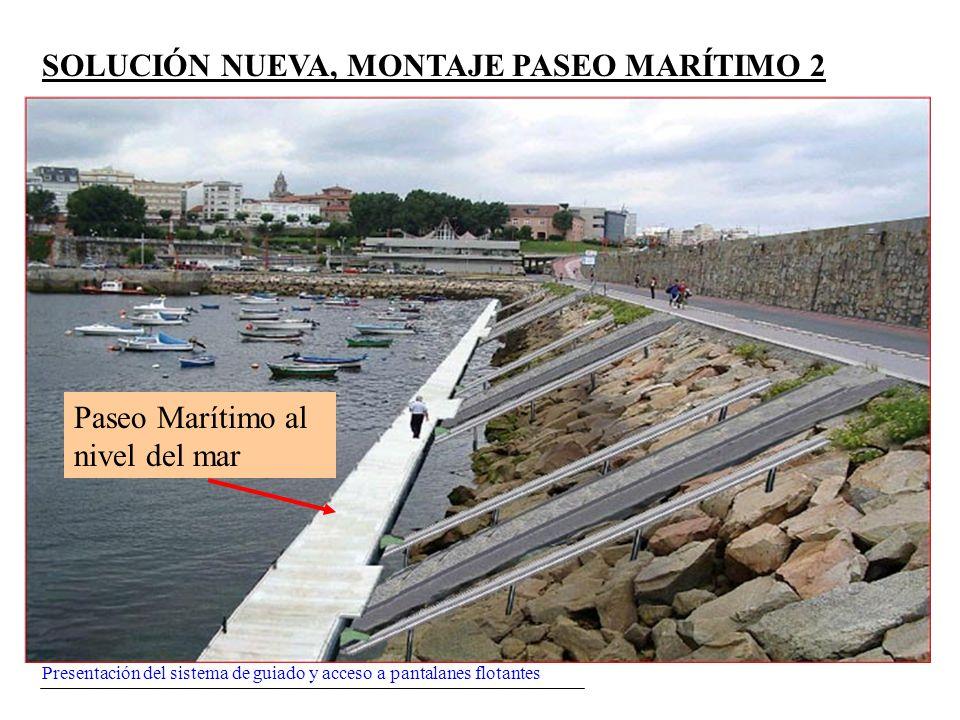 SOLUCIÓN NUEVA, MONTAJE PASEO MARÍTIMO 2