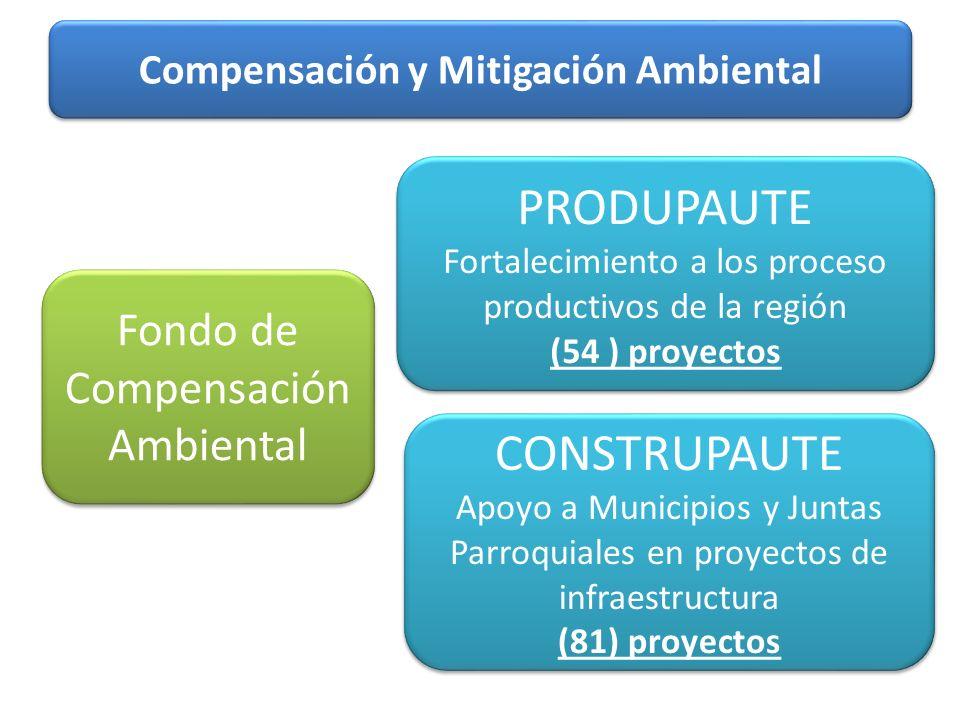 Compensación y Mitigación Ambiental