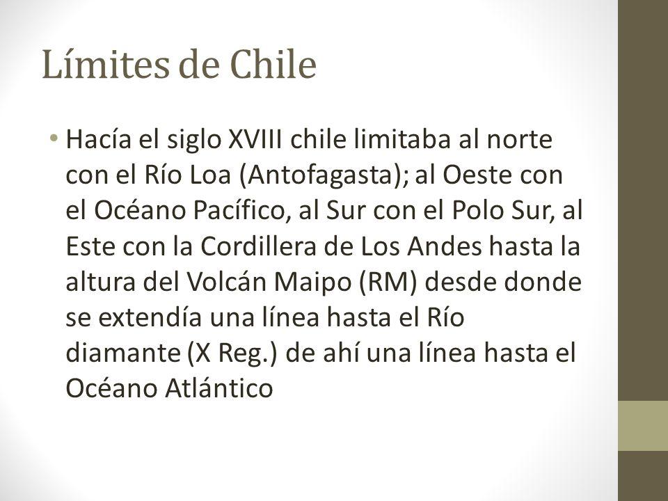 Límites de Chile