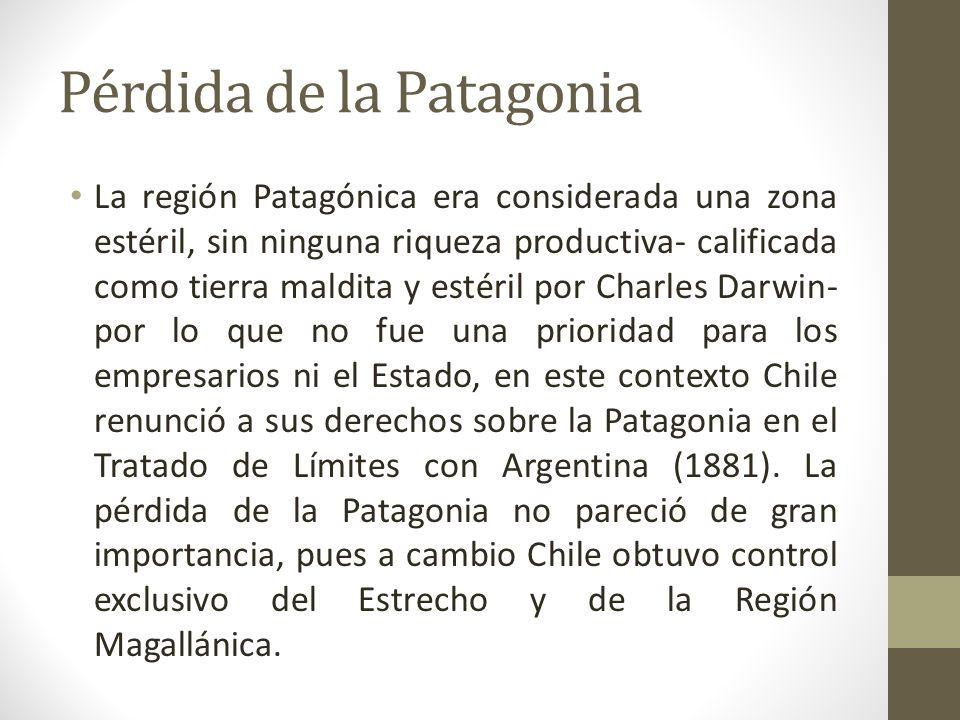 Pérdida de la Patagonia