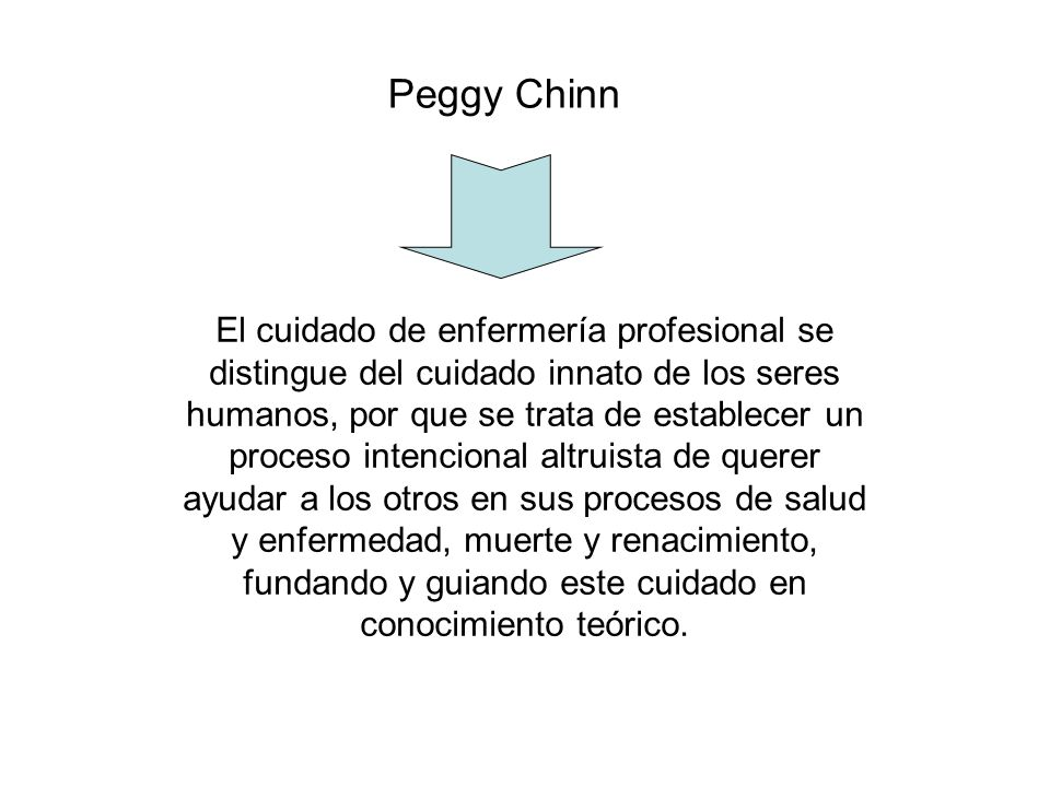Peggy Chinn