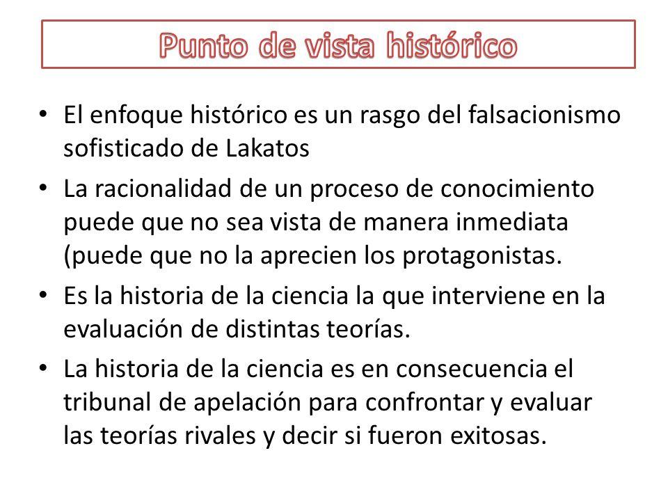 Punto de vista histórico