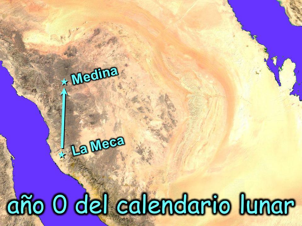 año 0 del calendario lunar
