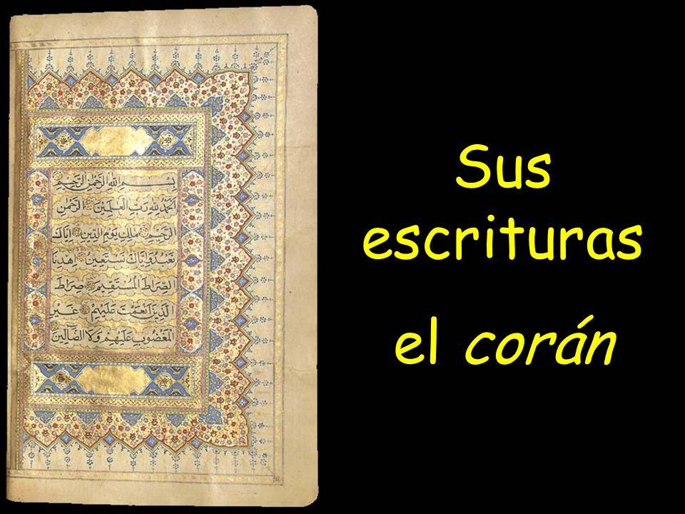 Sus escrituras el corán