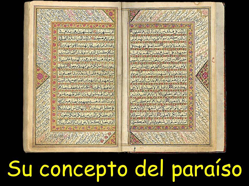Su concepto del paraíso