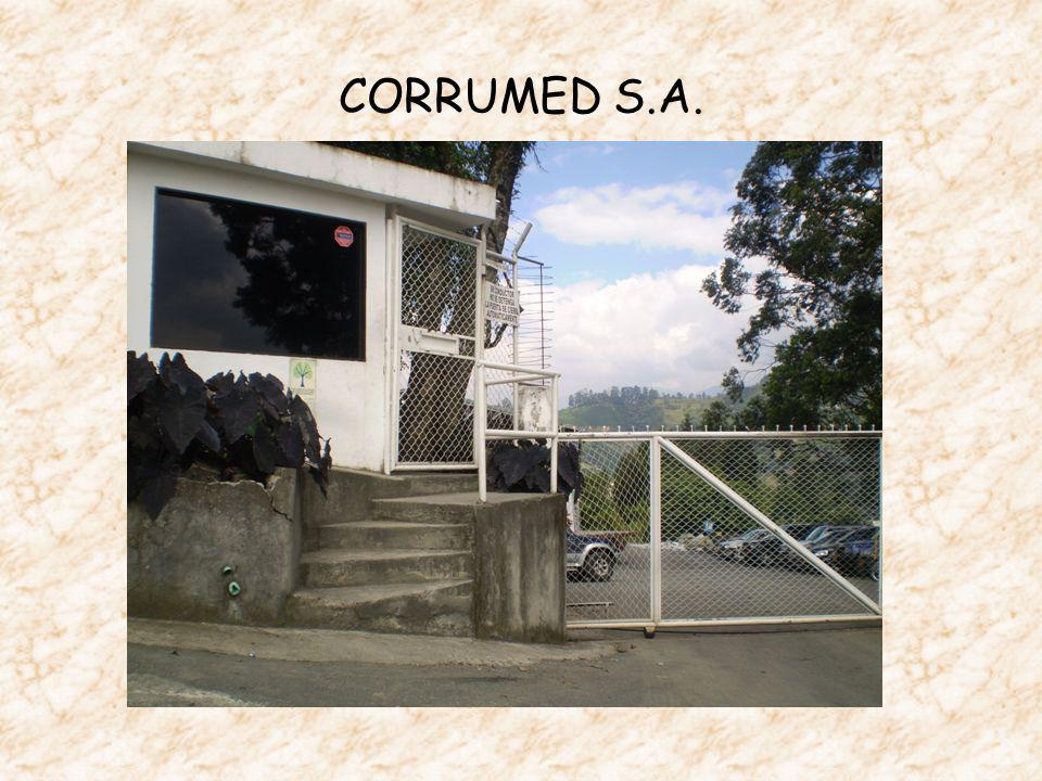 CORRUMED S.A. .