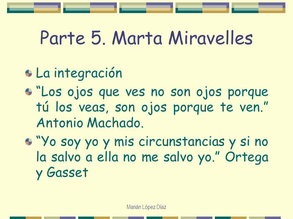 Parte 5. Marta Miravelles