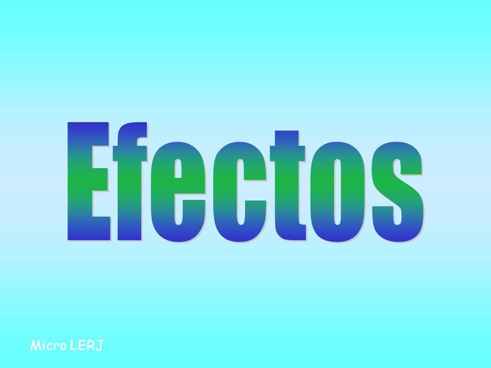 Efectos Micro LERJ