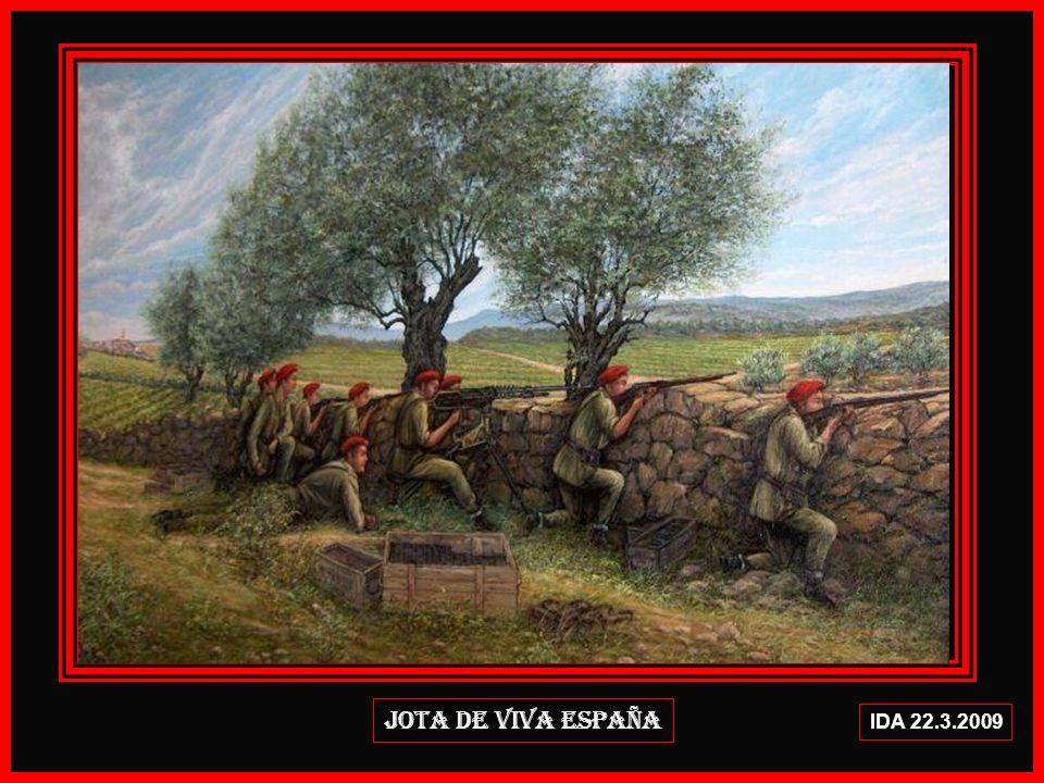 Jota de Viva España IDA 22.3.2009
