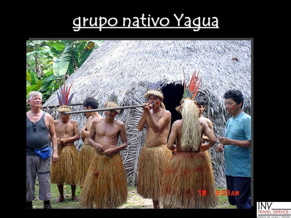 grupo nativo Yagua