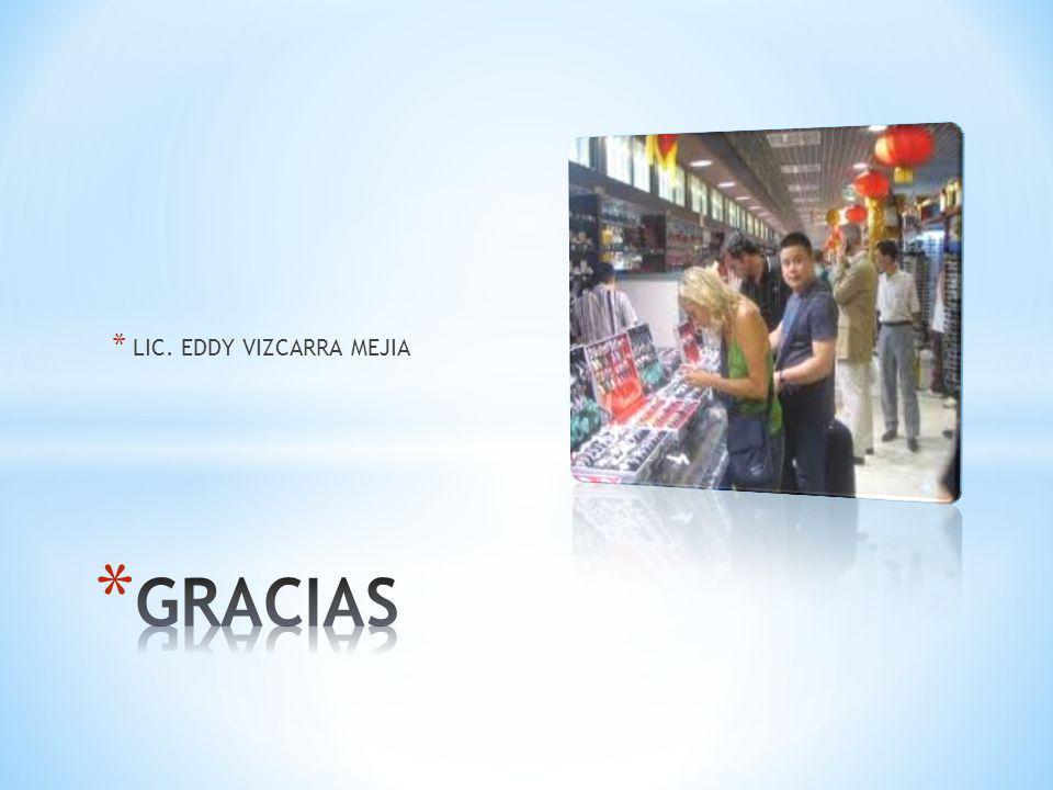 LIC. EDDY VIZCARRA MEJIA
