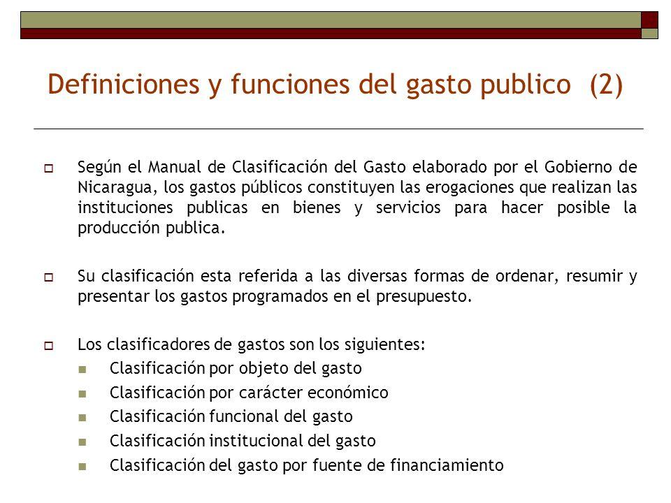 Definiciones y funciones del gasto publico (2)