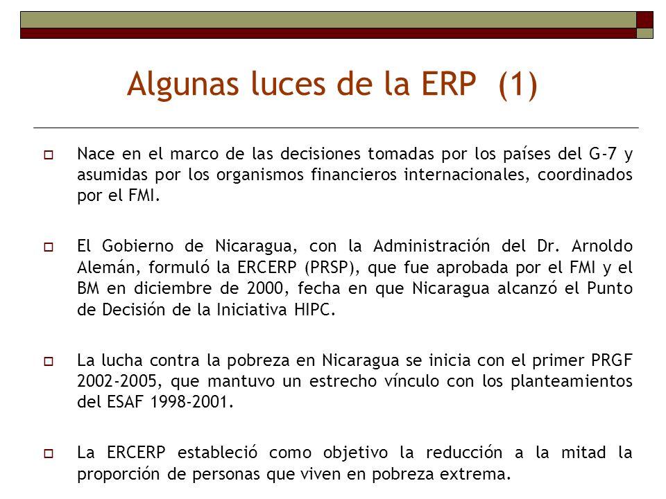 Algunas luces de la ERP (1)