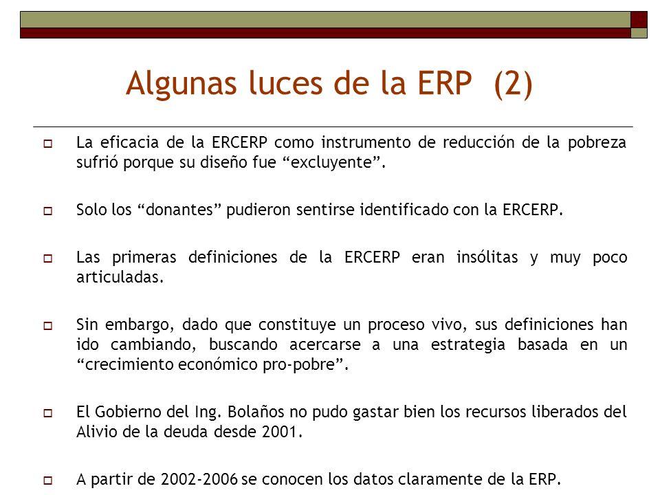 Algunas luces de la ERP (2)
