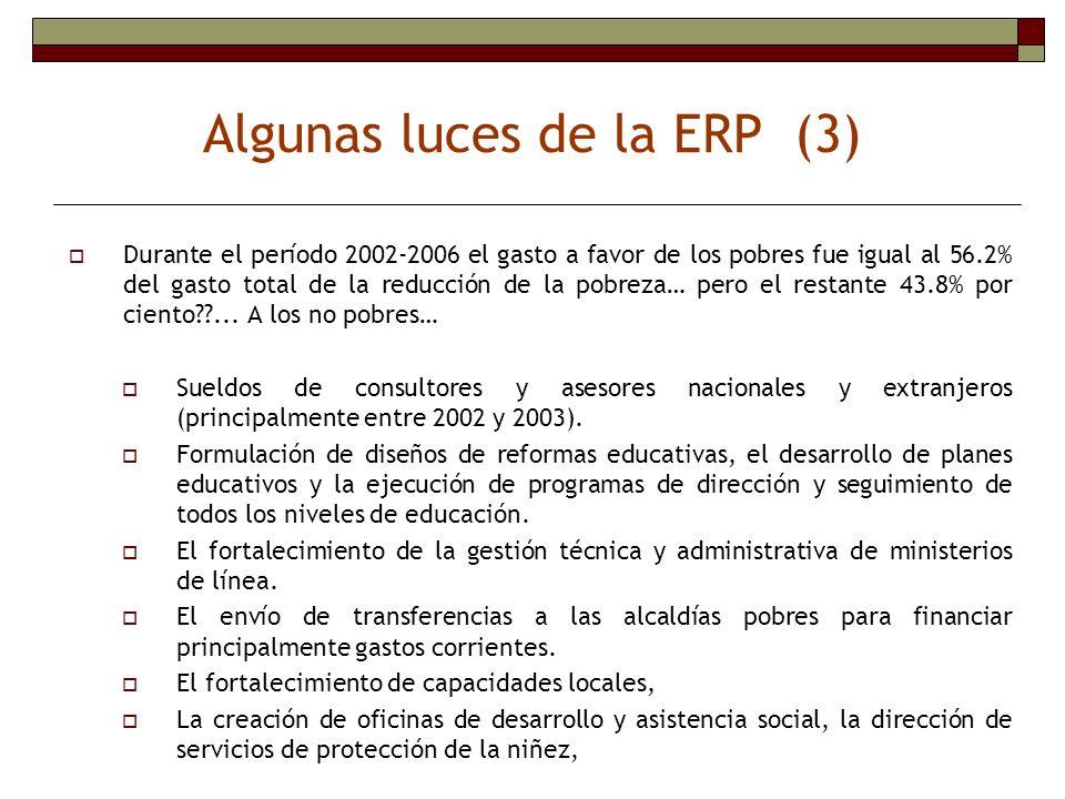 Algunas luces de la ERP (3)
