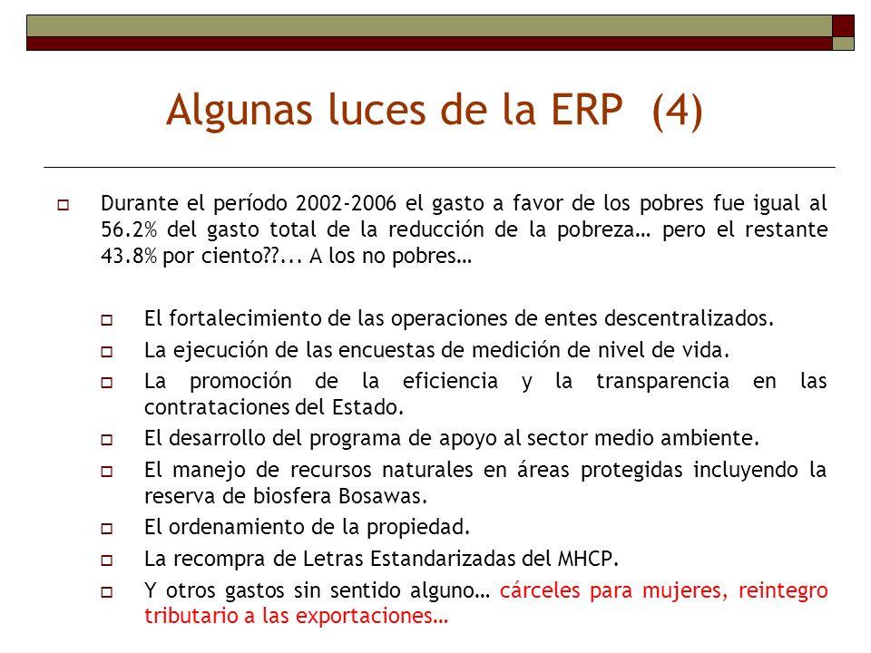 Algunas luces de la ERP (4)