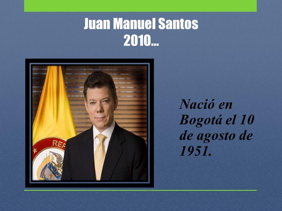 Nació en Bogotá el 10 de agosto de 1951.