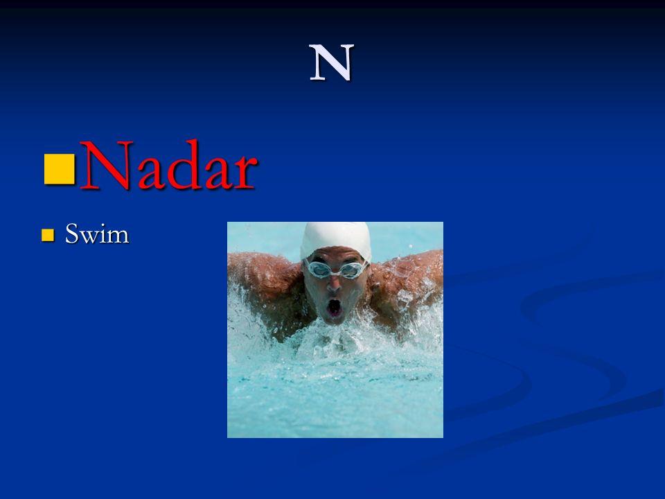 N Nadar Swim
