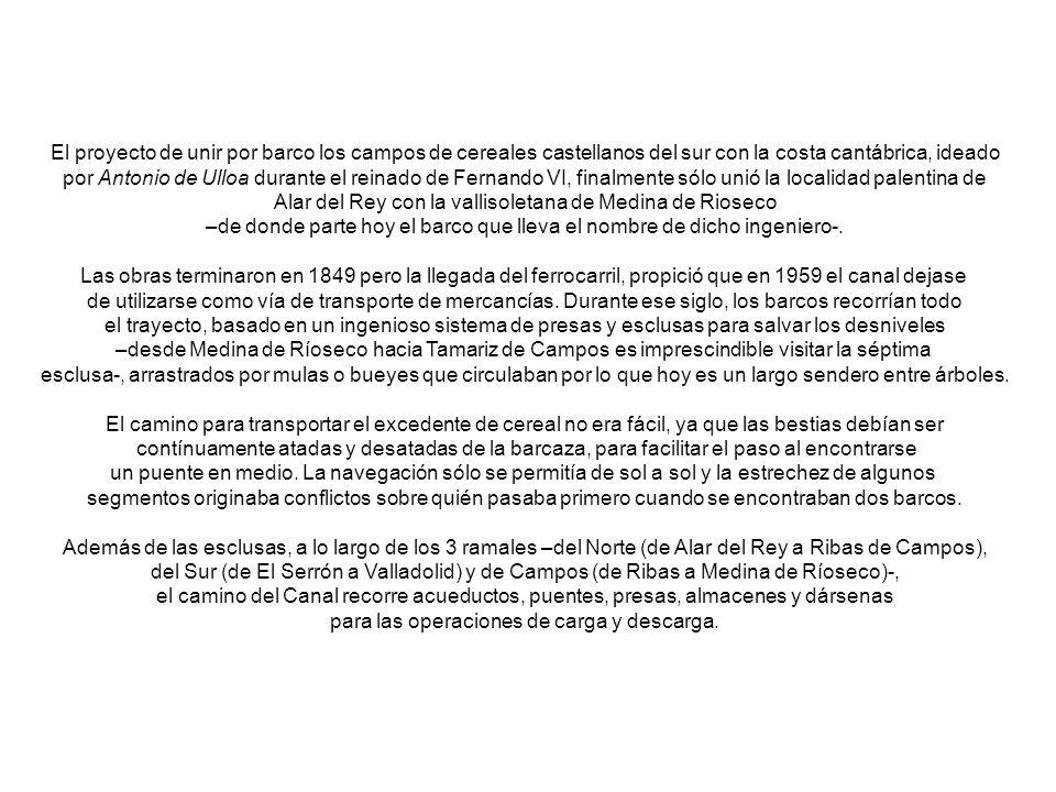 Alar del Rey con la vallisoletana de Medina de Rioseco