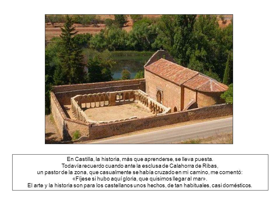 En Castilla, la historia, más que aprenderse, se lleva puesta.