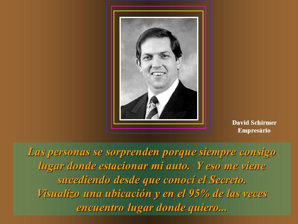 David Schirmer Empresário.
