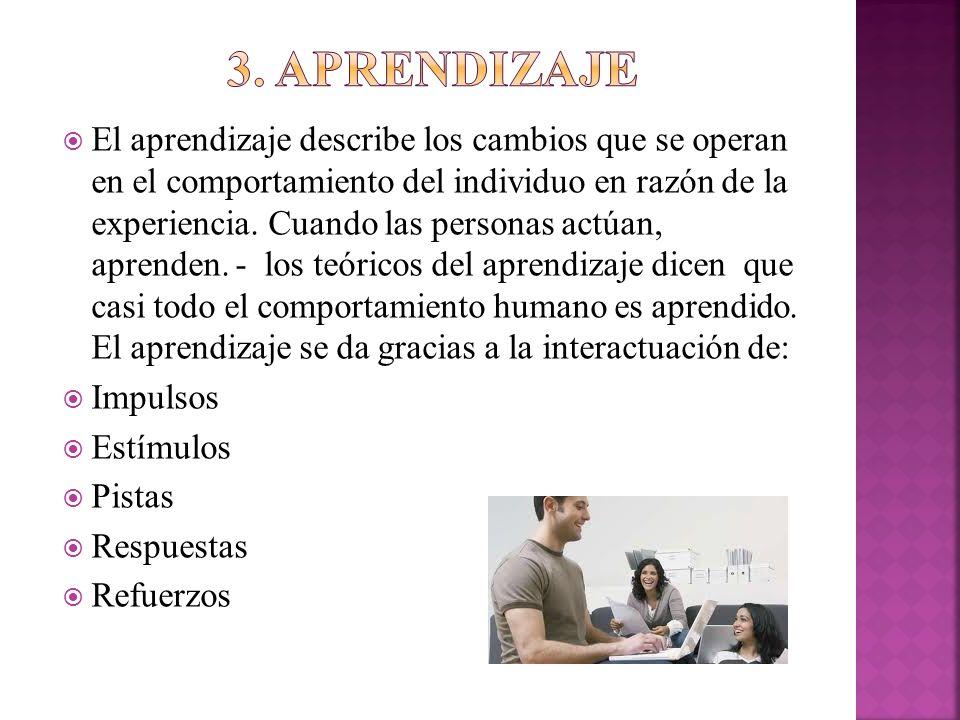 3. aprendizaje