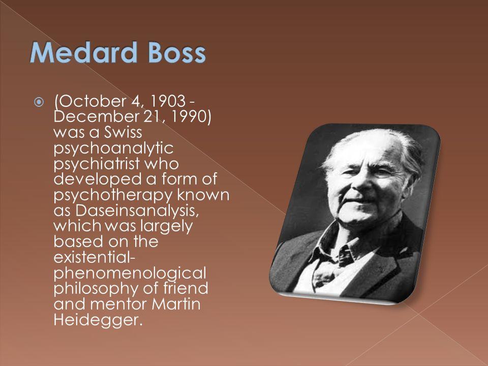 Medard Boss