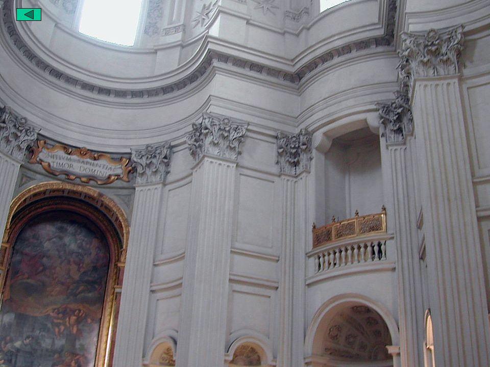 Italiano: Arquitectura Borromini