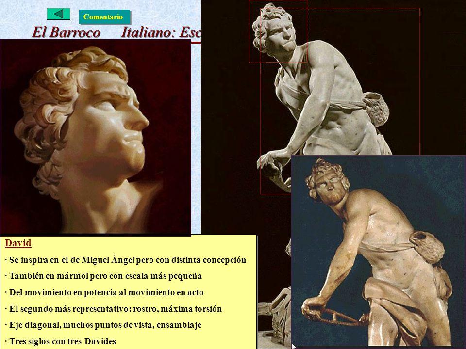 Italiano: Escultura David