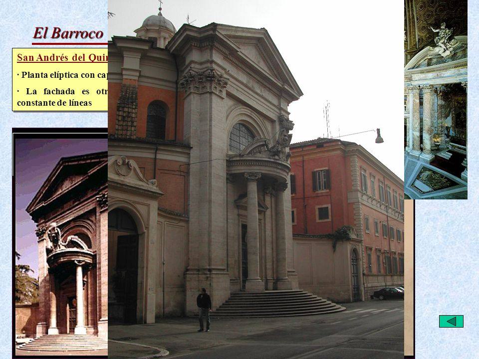 Italiano: Arquitectura Bernini