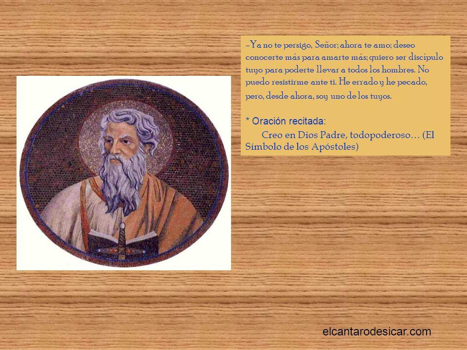 Creo en Dios Padre, todopoderoso… (El Símbolo de los Apóstoles)