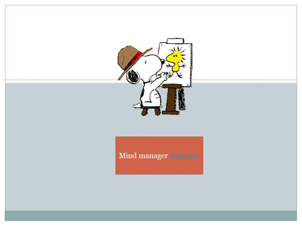 Mind manager resumen Tipos de fibras nerviosas mielínicas periféricas: