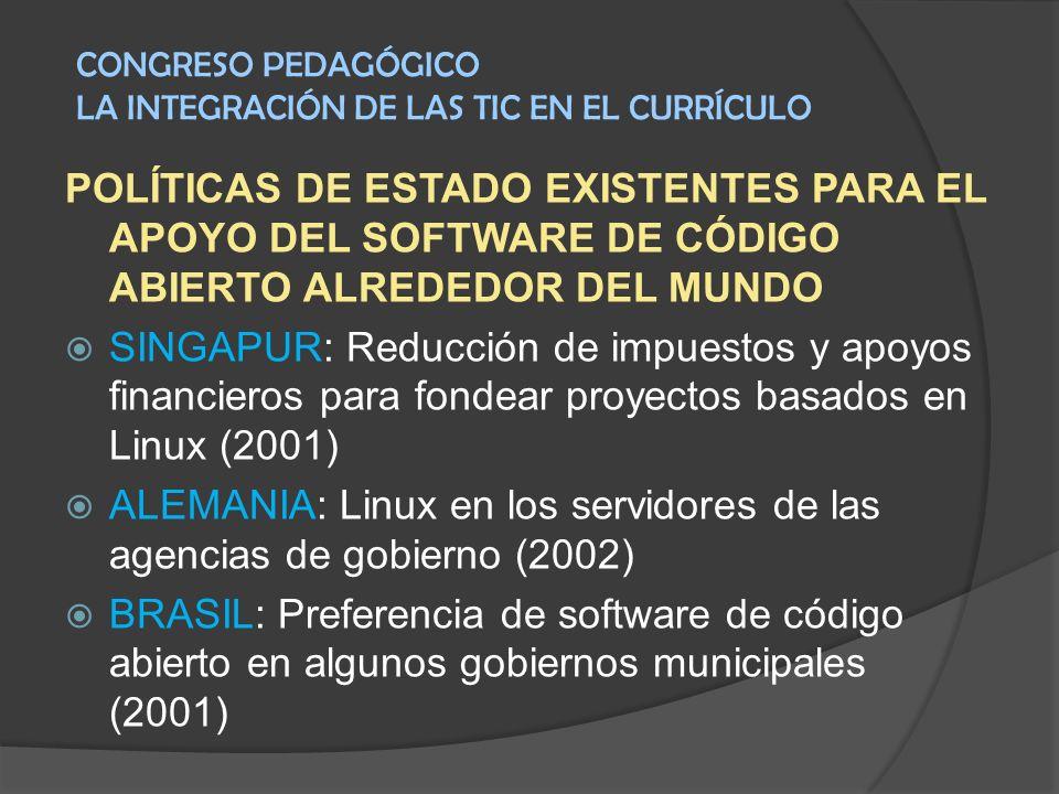 ALEMANIA: Linux en los servidores de las agencias de gobierno (2002)