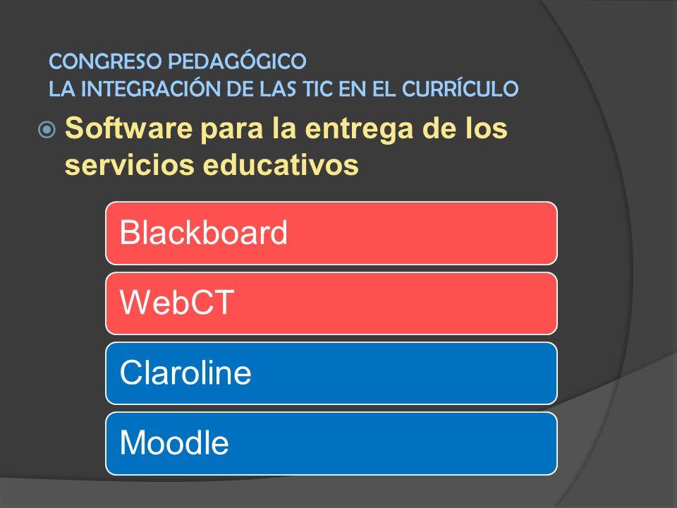 Blackboard WebCT Claroline Moodle