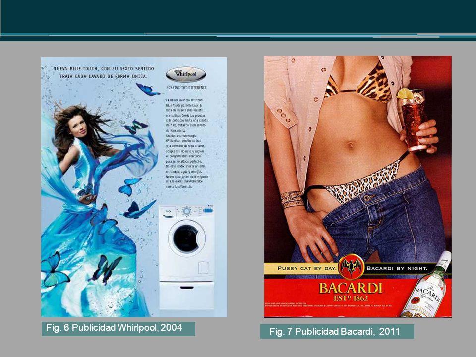 Fig. 6 Publicidad Whirlpool, 2004
